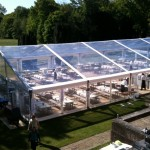 alutent transparant dak